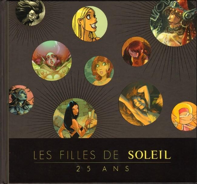 Couverture de Les filles de Soleil -19- Les Filles de Soleil - 25 ans