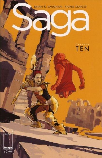 Couverture de Saga (2012) -10- Chapter 10
