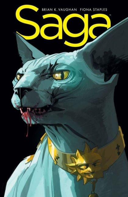 Couverture de Saga (2012) -18- Chapter 18