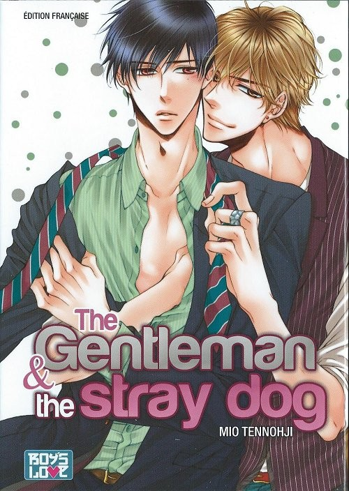 Couverture de Gentleman & the Stray Dog (The) - The Gentleman & the Stray Dog