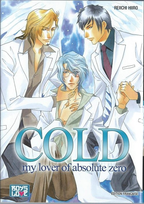 Couverture de Cold my lover of absolute zero