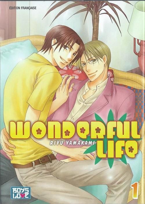 Couverture de Wonderful Life -1- Tome 1