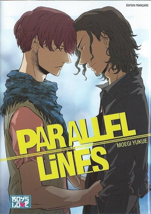 Couverture de Parallel Lines - Parallel lines