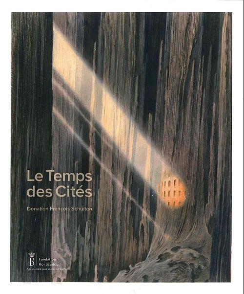 Couverture de (AUT) Schuiten, François -17- Le Temps des Cités - Donation François Schuiten