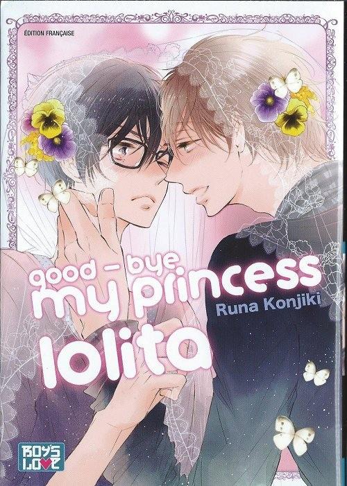 Couverture de Good-bye my princess lolita