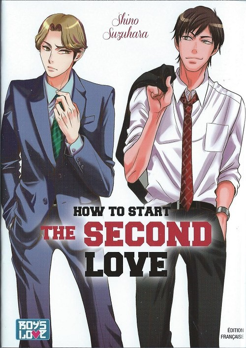 Couverture de How to Start the Second Love - How to start the second love