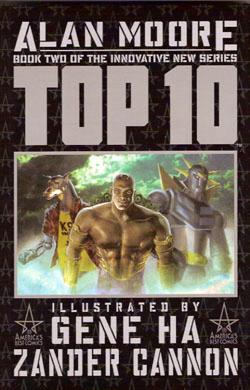 Couverture de Top 10 (1999) -INT2- Book 2