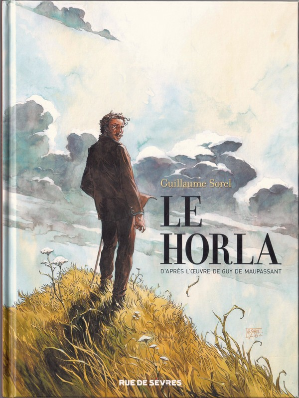 Couverture de Le horla (Sorel) - Le Horla
