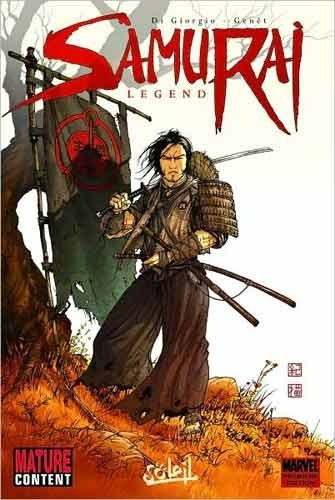 Couverture de Samurai: Legend (2008) -INT- Legend