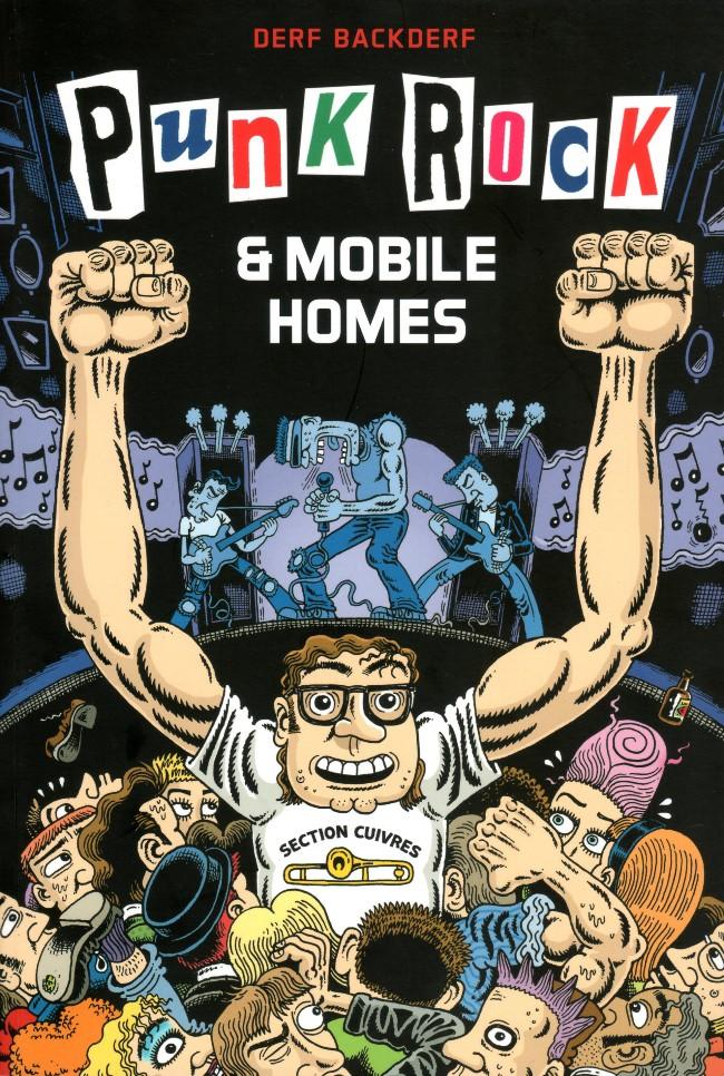 Couverture de Punk Rock & Mobile Homes