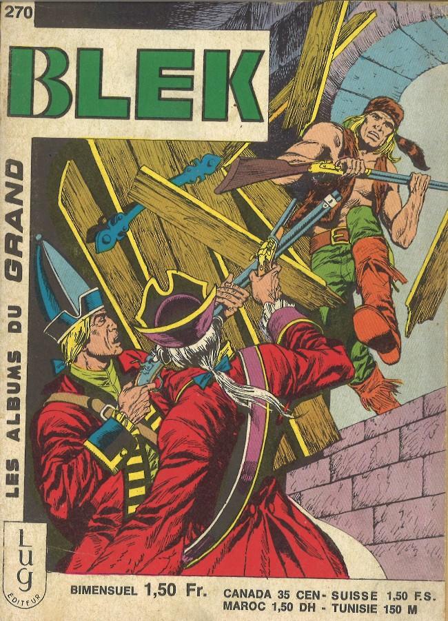Couverture de Blek (Les albums du Grand) -270- Chasse au trésor
