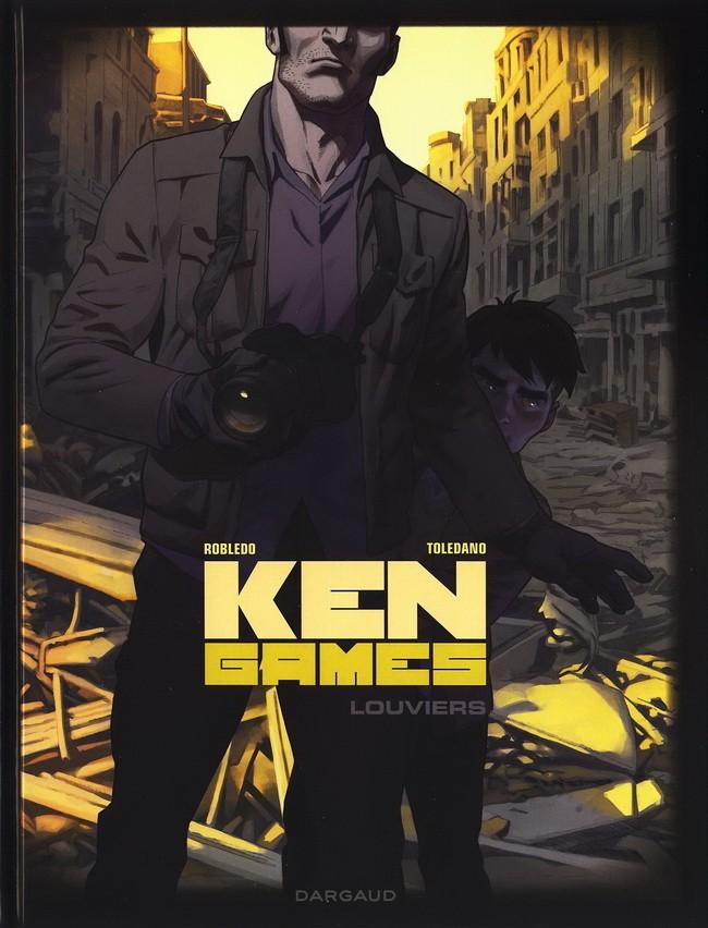 Couverture de Ken Games -0- Louviers