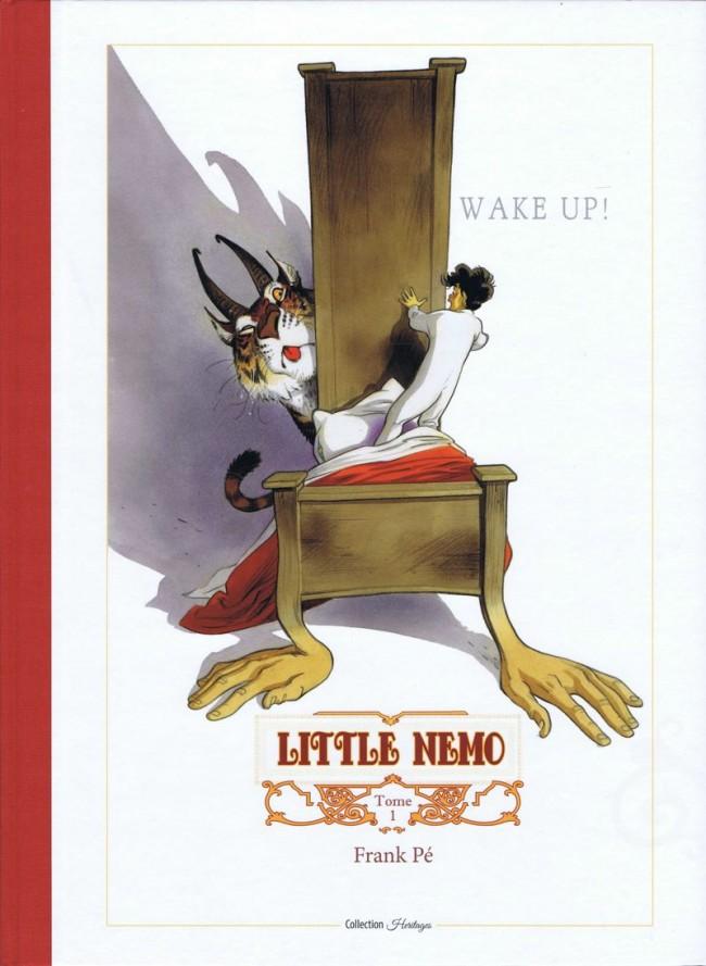 Couverture de Little Nemo (Frank) -1- Wake up !