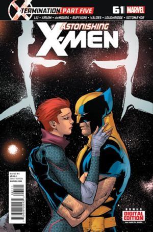 Couverture de Astonishing X-Men (2004) -61- X-Termination part 5
