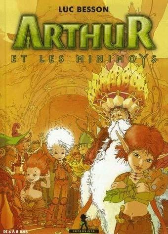 Couverture de Arthur et les Minimoys - Arthur et les minimoys
