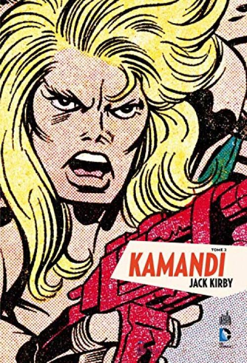Kamandi (Urban Comics) - 2 tomes