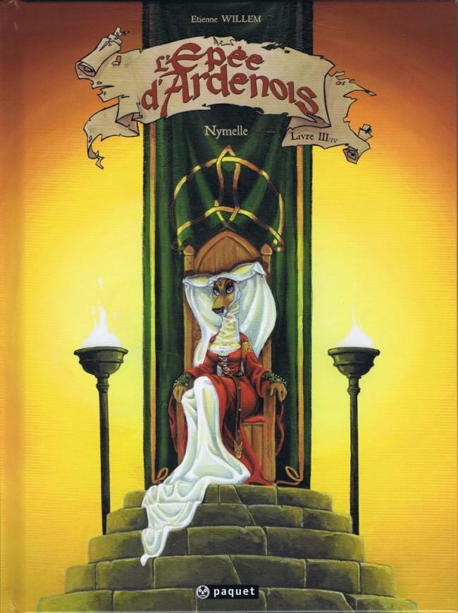 Couverture de L'Épée d'Ardenois -3- Nymelle