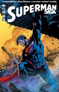 Couverture de Superman Saga -2- Numéro 2