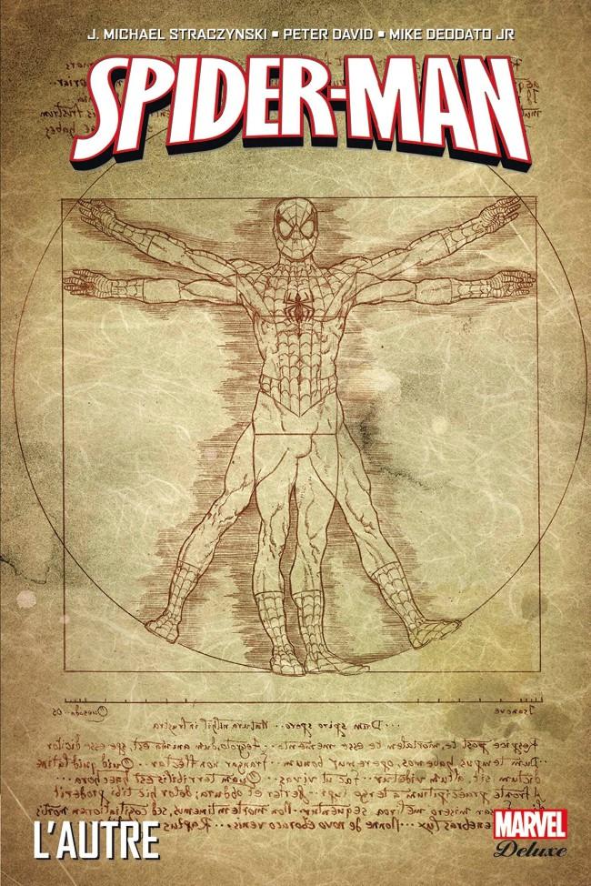 Couverture de Spider-Man - L'Autre - L'Autre
