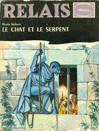 Couverture de (AUT) Funcken - Le chat et le serpent