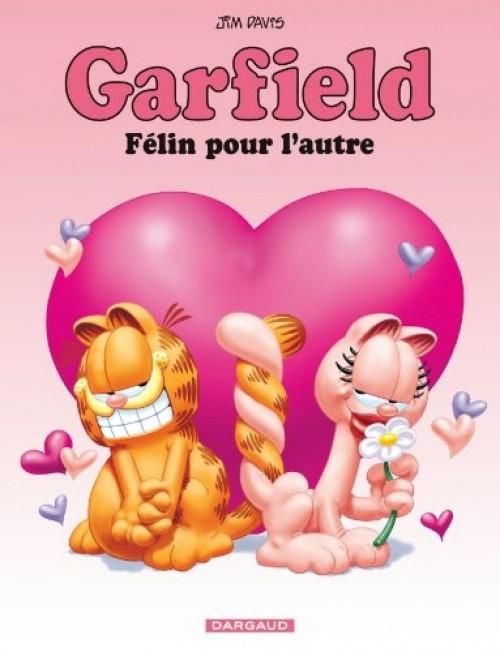 Couverture de Garfield -58- Félin pour l'autre