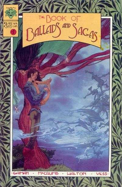 Book of Ballads and Sagas (The) (1995) -1- Thomas the Rhymer