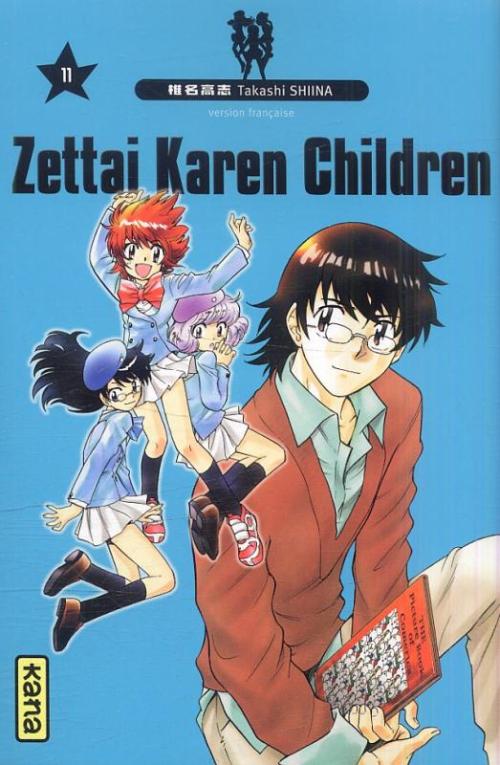 Couverture de Zettai Karen Children -11- Tome 11
