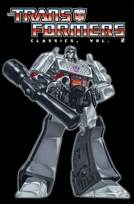 Couverture de Transformers (The) (1984) -INT02- Classics volume 2
