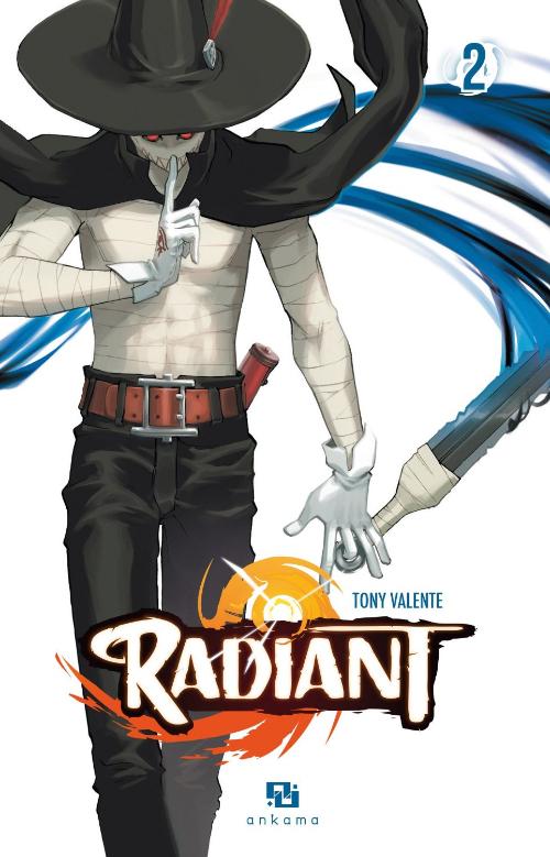 Couverture de Radiant -2- Tome 2