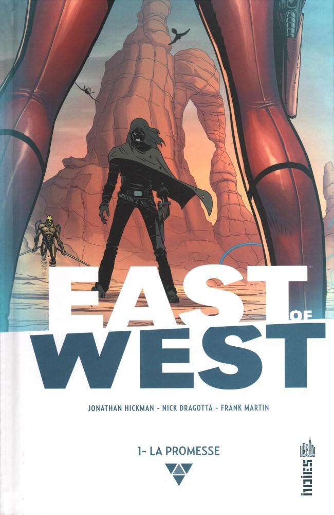 Couverture de East of West -1- La Promesse
