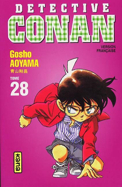 Couverture de Détective Conan -28- Tome 28