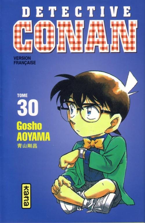 Couverture de Détective Conan -30- Tome 30