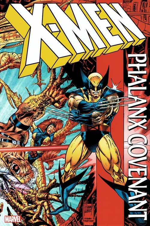 Couverture de X-Men (TPB) -INT- X-Men: Phalanx Covenant