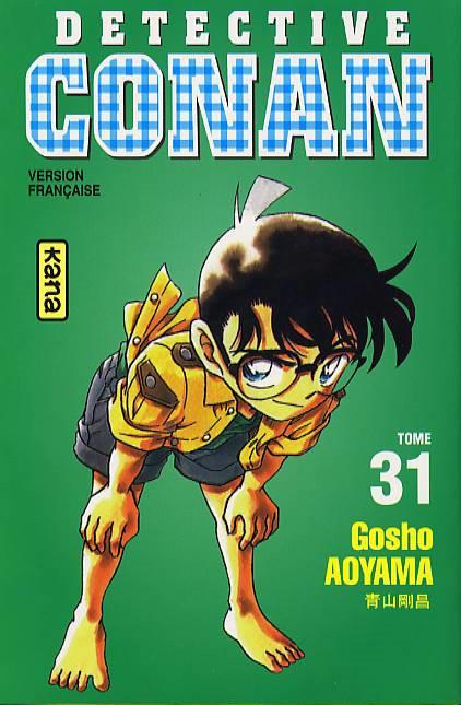 Couverture de Détective Conan -31- Tome 31