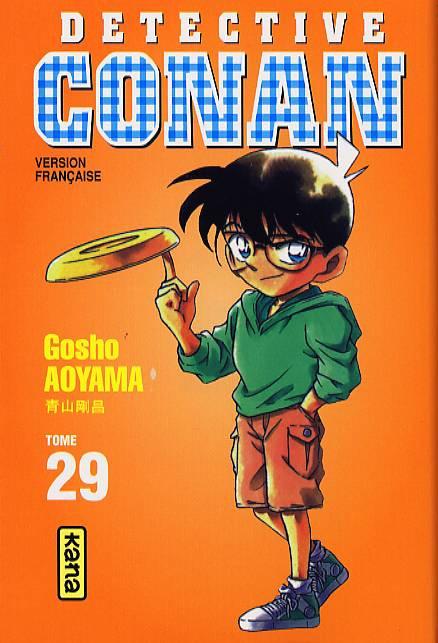 Couverture de Détective Conan -29- Tome 29
