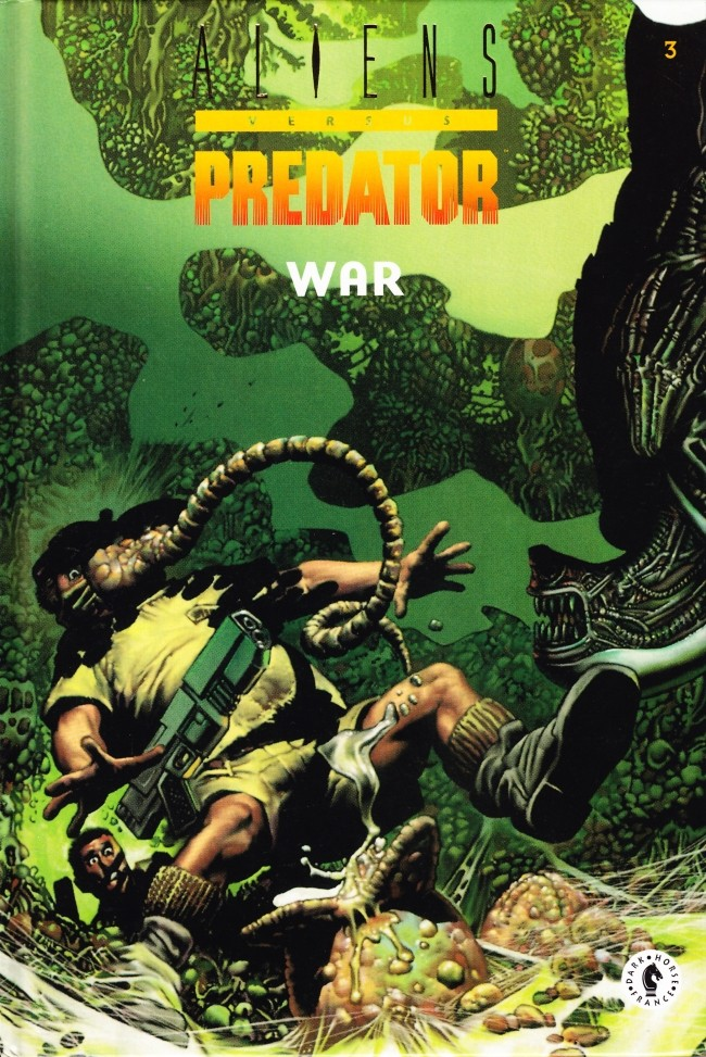 Couverture de Aliens versus Predator -3- War (1)