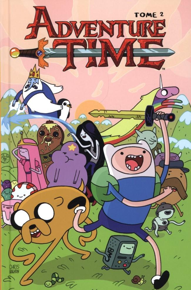 Adventure Time - T01 T02 - CBR PDF