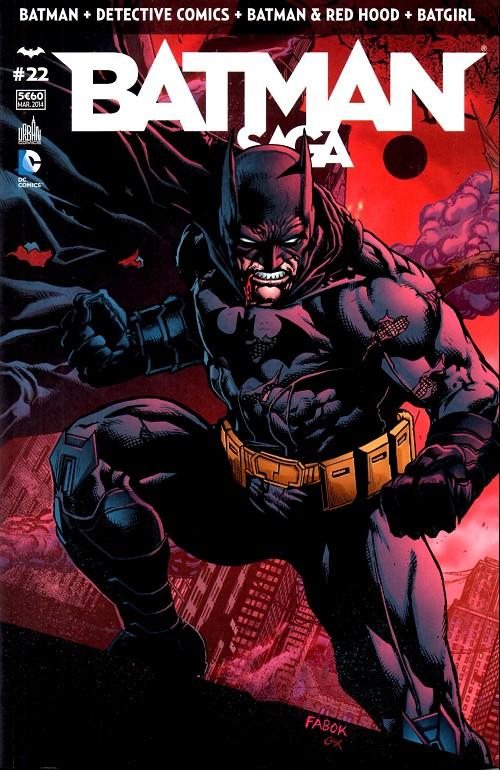 Couverture de Batman Saga -22- Numéro 22