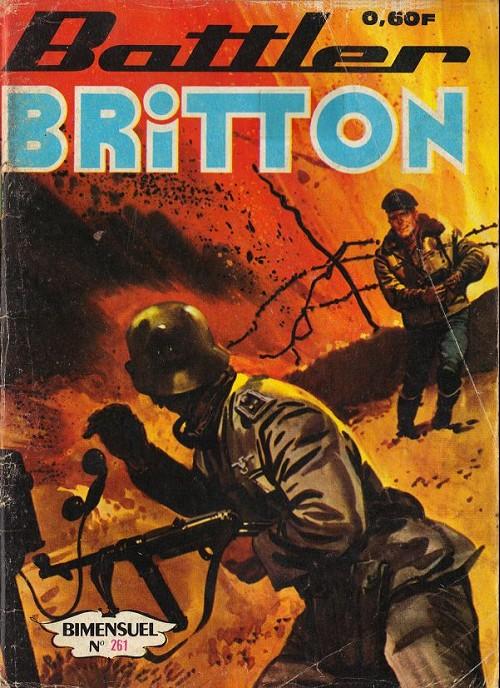 Couverture de Battler Britton (Imperia) -261- La route birmane