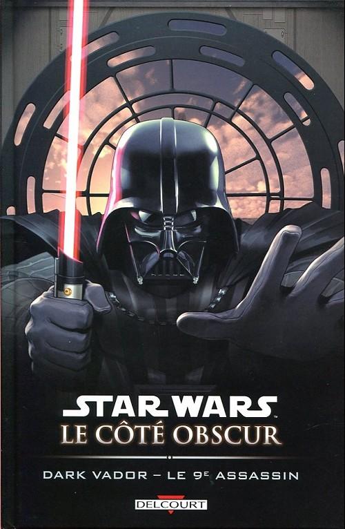 Couverture de Star Wars - Le côté obscur -14- Dark Vador - Le 9e assassin