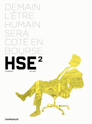 Couverture de HSE (Human Stock Exchange) -2- Tome 2