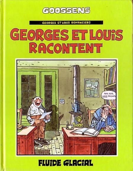 Georges et Louis romanciers (Tome 1) sur Bookys