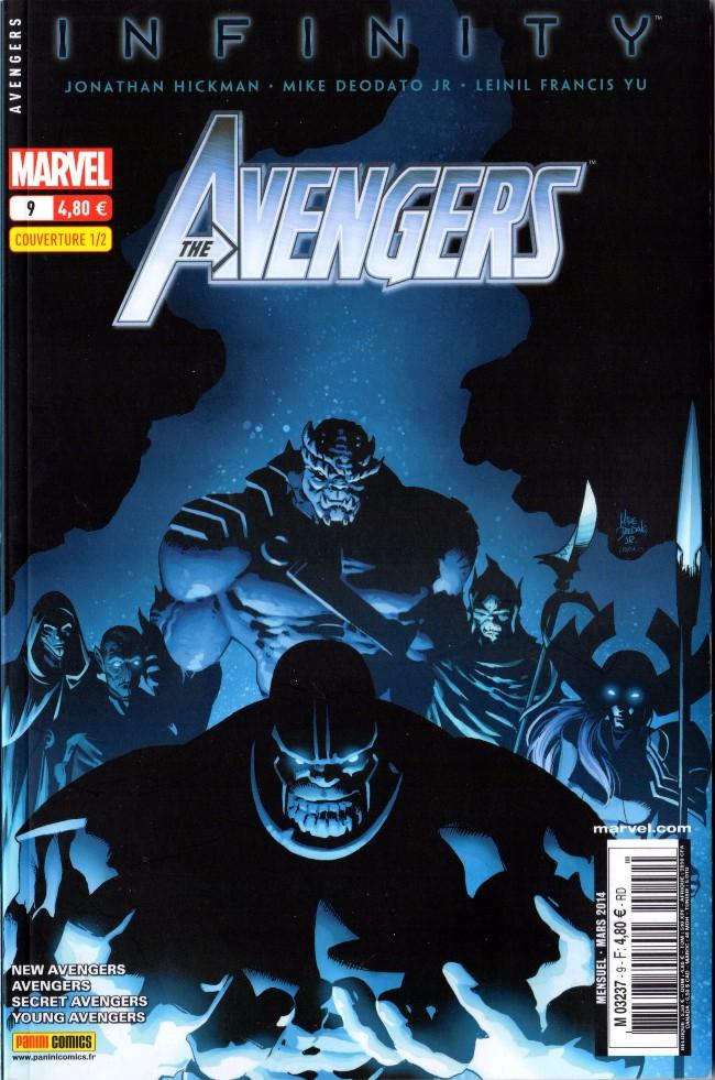 Avengers (The) (Marvel France 4e série) Tome 9 : ...Vers La Lumière (2014)
