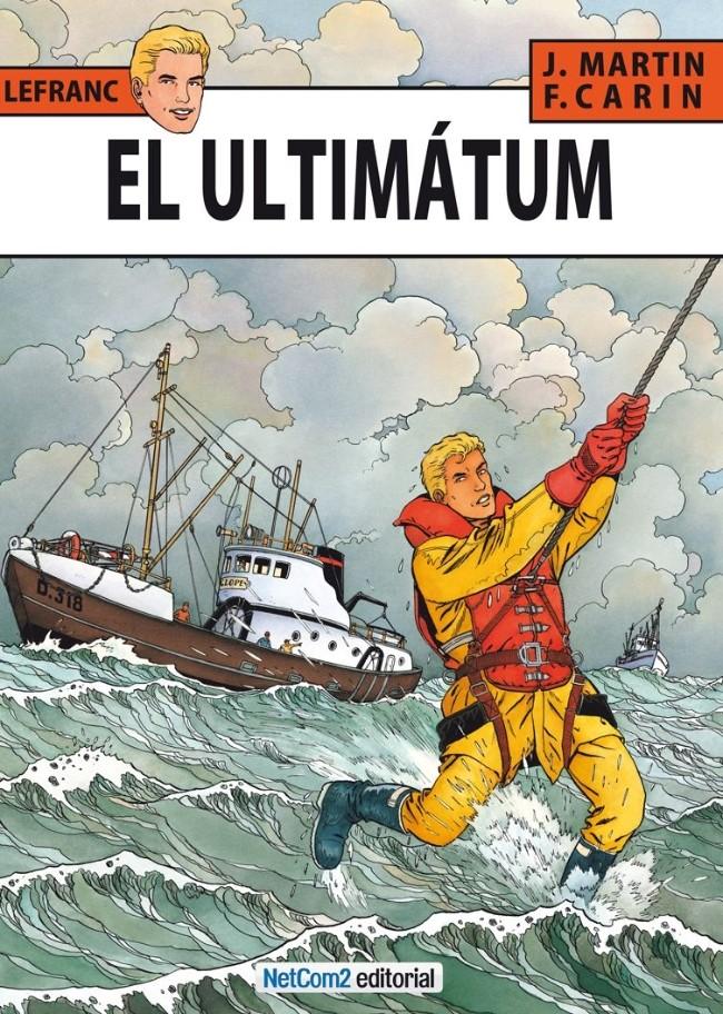 Couverture de Lefranc (en espagnol) -16- El Ultimátum