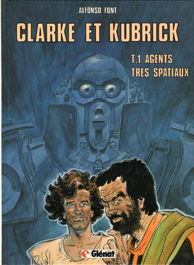 Clarke et Kubrick - 3 Tomes