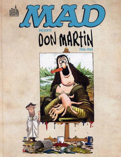 Mad présente Don Martin One shot