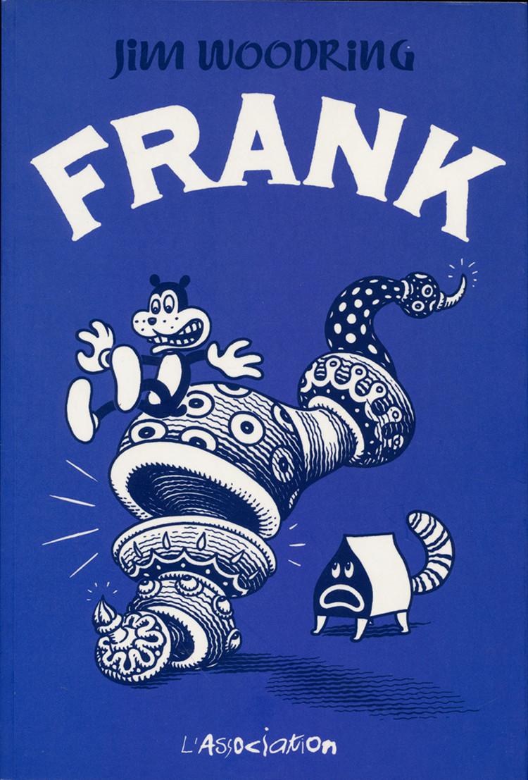Couverture de Frank - Tome 1