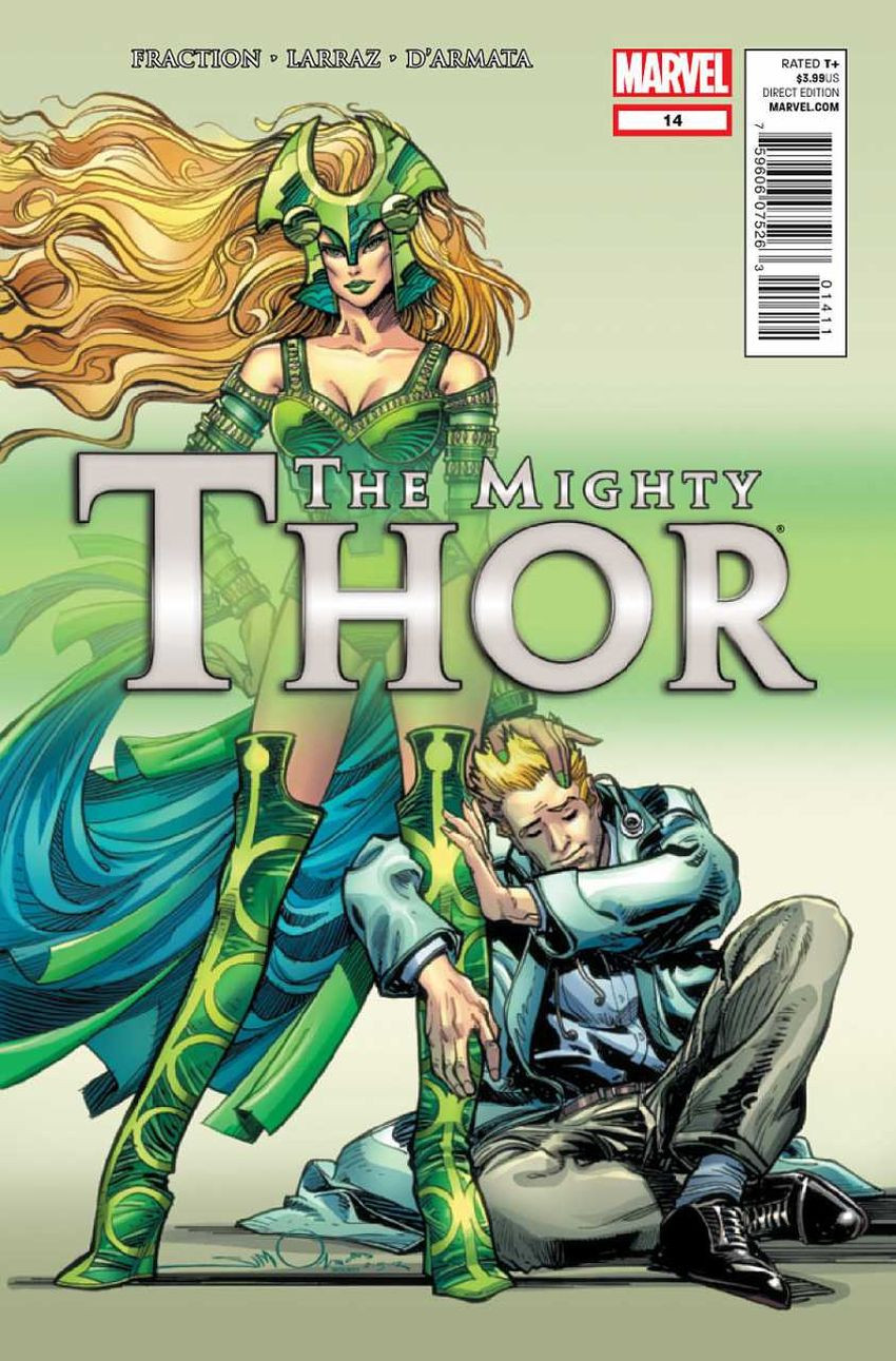 Couverture de Mighty Thor (The) (2011) -14- Issue 14