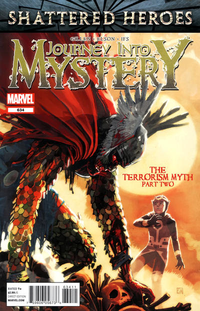 Couverture de Journey into Mystery (1952) -634- Issue 634