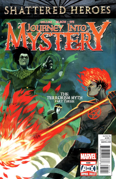 Couverture de Journey into Mystery (1952) -635- Issue 635